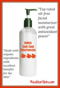 Punch Skin Care Moisturizer  for amazing skin. #skincare #moisturizer #beauty #antiaging #wrinkles
