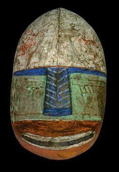 Masque de Kachina, ONE HORNED MAIDEN Kachina, HOPI, Arizona, USA Circa: 1890-1900 - Hopi Kachina | Pinterest - Vs, Indiaan en Arizona