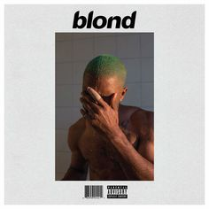 It's the year 2030 and Frank Ocean has finally released his sophomore album. It was just yesterday (in the year 14 years ago) that we speculated Frank Ocean would drop his album but I h… Frank Ocean Blonde Album, Album Frank Ocean, Frank Ocean Poster, Frank Ocean Vinyl, Frank Album, Rap Album Covers, Music Covers, Best Album Covers, Best Album Art