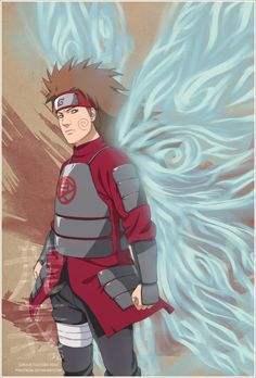 Chouji Unleashed by Roggles.deviantart.com on @DeviantArt Anime Naruto, Naruto Uzumaki