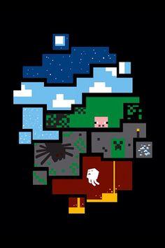 Hd Minecraft Wallpapers Hd Desktop Backgrounds X
