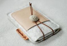 weihnachtsgeschenkideen frauen handytasche leder filz dawanda