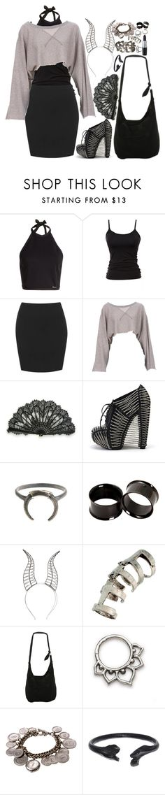 """""""Untitled #435"""" by jorybunny ❤ liked on Polyvore featuring Dsquared2, French Connection, Aiko, UN United Nude, Disney, Topman, CO, Burberry, Natalia Brilli and M.A.C"""