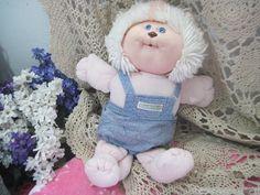 Vintage 1983 Cabbage Patch Kids Koosas by Daysgonebytreasures