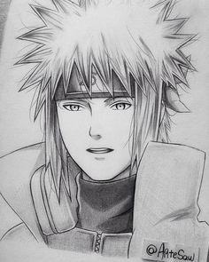 Everything related to the Naruto and Boruto series goes here. Naruto Sketch, Naruto Drawings, Anime Drawings Sketches, Anime Sketch, Easy Drawings, Naruto Art, Naruto Shippuden Anime, Anime Naruto, Boruto