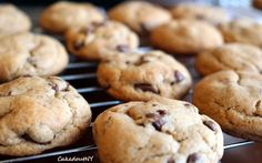 1 dz Homemade Chocolate Chip Cookies by CakedOutNY on Etsy https://www.etsy.com/listing/488772440/1-dz-homemade-chocolate-chip-cookies