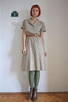 Green Tights, Army Green, Buddha, Style Inspiration, Skinny, Vintage, Color, Fashion, Moda