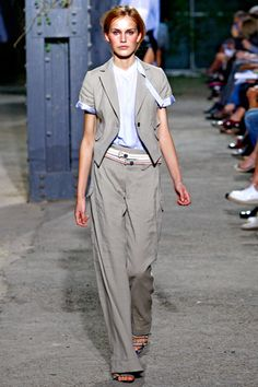 Spring 2012 Ready-to-Wear  Band of Outsiders - Runway