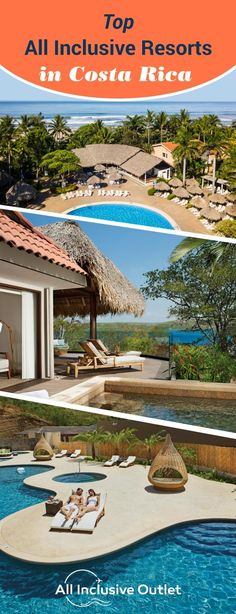 Costa Rica | all inclusive resorts | luxury | Central America | vacation