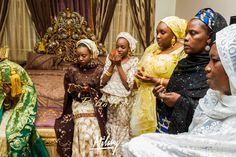 Farida Salisu Yusha'u & Abubakar Sani Aminu | Fatiha - Hausa Muslim Nigerian Wedding | Atilary Photography | BellaNaija - October 2014 035._MG_9288