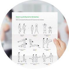 Easy to follow illustratedprintable workouts