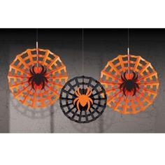 Décoration à suspendre toile d'araignée pour enfant de 4 ans à 10 ans - Oxybul éveil et jeux