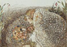 Художник Annie French (65 работ) » Картины, художники, фотографы на Nevsepic