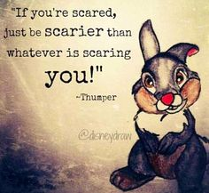 Bambi's Thumper quote