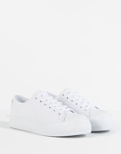 BLOCK PLIMSOLLS WITH TOE TRIM - NEW PRODUCTS - PACIFIC GIRLS - PULL&BEAR United Kingdom