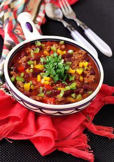 Чили с говядиной (Chili Con Carne)