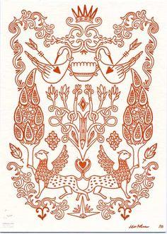 affordable artwork: julia rothman prints | Design*Sponge