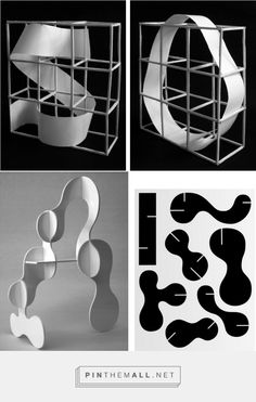 Karl Nawrot creates type, illustrates, and draws abstract graphic compositions. What makes the French designer stand out from others in the trade though, is his overarching architectural sensibility Zbrush, 3d Design, Graphic Design, 3d Laser, Art Plastique, Op Art, Folding Architecture, Installation Art, Geometric Shapes