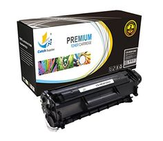 buy now   £13.99   Catch Supplies Replacement Q2612A 12A Toner Cartridge What's inside the Box?Package contains 1 Replacement HP Q2612A 12A Black Laser Toner Cartridge. Why buy Q2612A toner cartridges from Catch Supplies? OUR  ...Read More