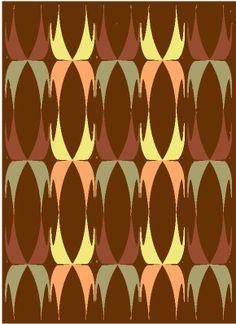 wallpaper, also for quilt/accessoires