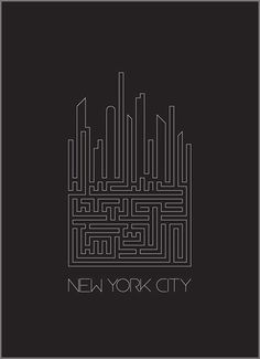 """New York is the only real city-city."" -Truman Capote #intersectionofadream #kristenbairddesigns"