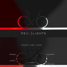 Revolights Skyline 700c / $159.99 / $199.00 retail  — Weather Resistant  — 360 Degree Visibility  — Theft Resistant  — Smart Brake Light  — Rechargeable Battery  — Functional Headlight  — Easy Installation  Similar to automobile standards Revolights creates a visual boundary of the bicycle that can be seen from any angle as well as a visual cue for traffic to define direction of travel.