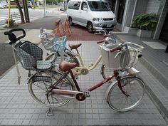 Mamachari bike from Japan