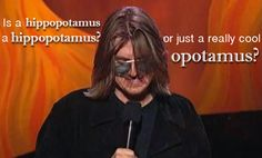 20 Hilarious Mitch Hedberg Quotes - Gallery