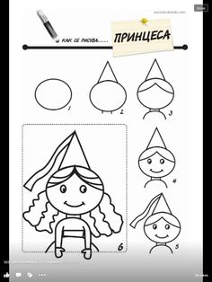 How to draw a.....