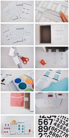 Adventskalender-DIY, Do it yourself, advent calendar, christmas in town, stadthaus look, interior blog, diy blog, interior magazine, whoismocca.com