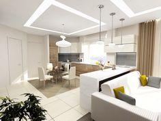Дизайн маленькой кухни-гостиной: особенности планировки, зонирование помещения, достоинства и недостатки, советы дизайнеров, элементы декора, фотогалерея примеров