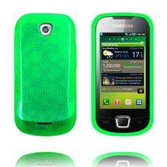 Amazona (Grön) Samsung Galaxy 3 Skal 7450385450ede
