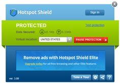 Hotspot Shield Hotspot Shield | Free VPN Service for Windows
