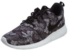 Nike Men's Rosherun Print Grey/White 655206-001 -- Unbelievable  item right here! : Mens shoes sneakers