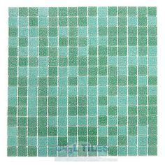 HotGlass | HAK-UA-301-M | Jade Blend | Tile > Glass Tile