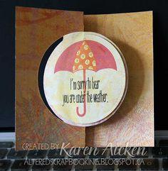 Umbrella Flip-It Card