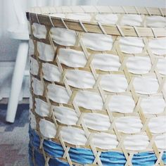 Basket DIY by @nanan