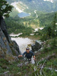 10.1 mi loop hike: Waterfall Glen