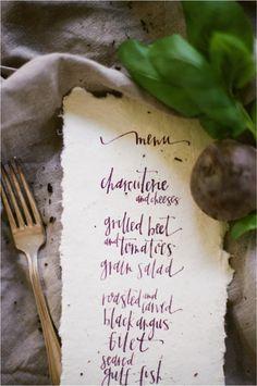 Via Irrelephant | Calligraphy by Aimee Strickland