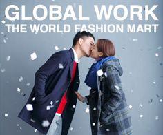 GLOBAL WORK THE WORLD FASHION MART 300×250