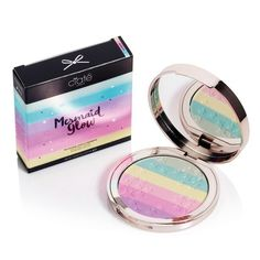 This mermaid highlighter is gorgeous! Get the mermaid lover in your life a gift that speaks to their mermaid heart! Use this gift guide when shopping for your best friend, mom, sister, or your favorite merman. We found the cutest mermaid Minnie ears, eye shadow palettes, bath bombs, brush sets, mugs, wine glasses, and more! Don't forget to throw in a mermaid cake for their mermaid birthday party.