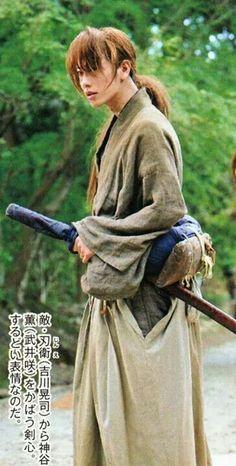 Kenshin Himura, Rurouni Kenshin live action