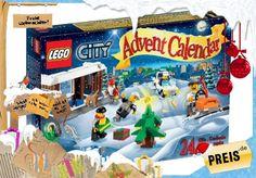 Lego City Adventskalender #christmas