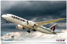 Qatar 787 #dreamliner
