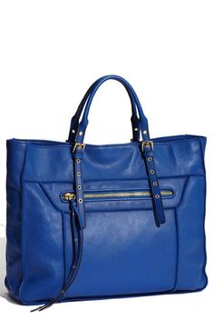 Steven by Steve Madden 'France' Leather tote -  $198 at nordstrom