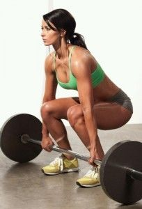 Deadlift - the number one exercise to get you into shape in the fastest possible time.