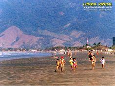 Praia do Romance, Caraguatatuba (SP)