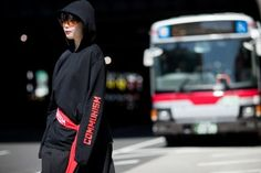 Here's The Most Killer Street Style from Tokyo Fashion Week