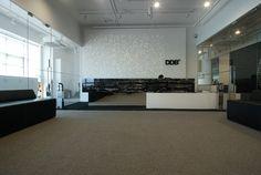 DDB Office Interior by BBFL Design