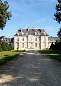 Château de Prouzel, Somme, Picardy, France